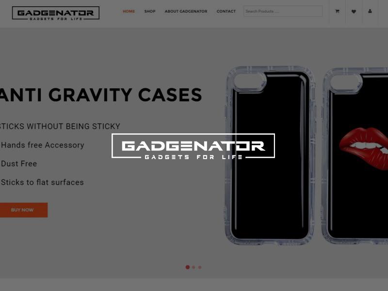 Ava-IT-Solutions-Dubai-Portfolio-Gadgenator
