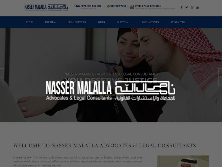 Nasser Malalla Advocates & Legal Consultants