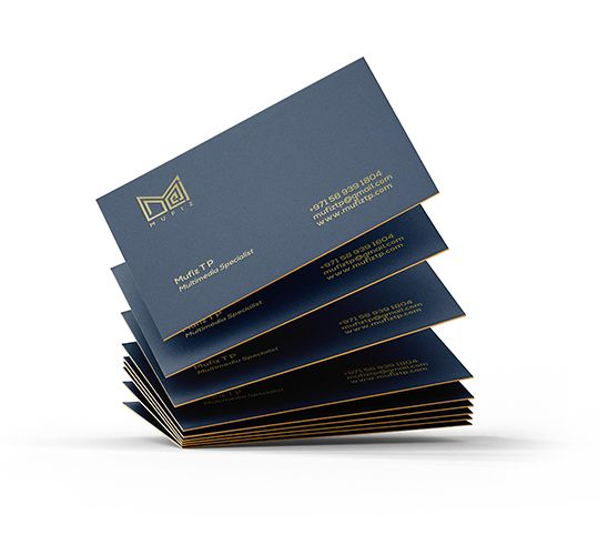 Ava-IT-Solutions-Dubai-Office-Stationery-Business Card