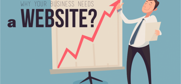 5 Reasons Why Your Business Needs a Website!?