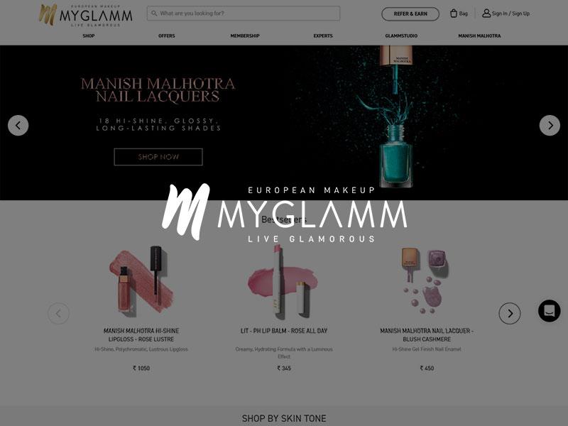 Ava-IT-Solutions-Dubai-Portfolio-MyGlamm