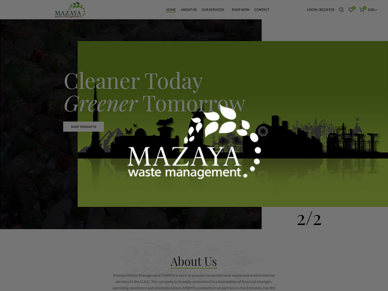 Ava-IT-Solutions-Dubai-Portfolio-Mazaya-Waste-Management